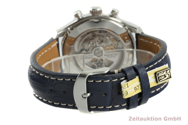 gebrauchte Luxusuhr Zenith El Primero Chronograph Stahl Automatik Kal. 400 Ref. 03.2520.400/69.C713  | 2103415 _1