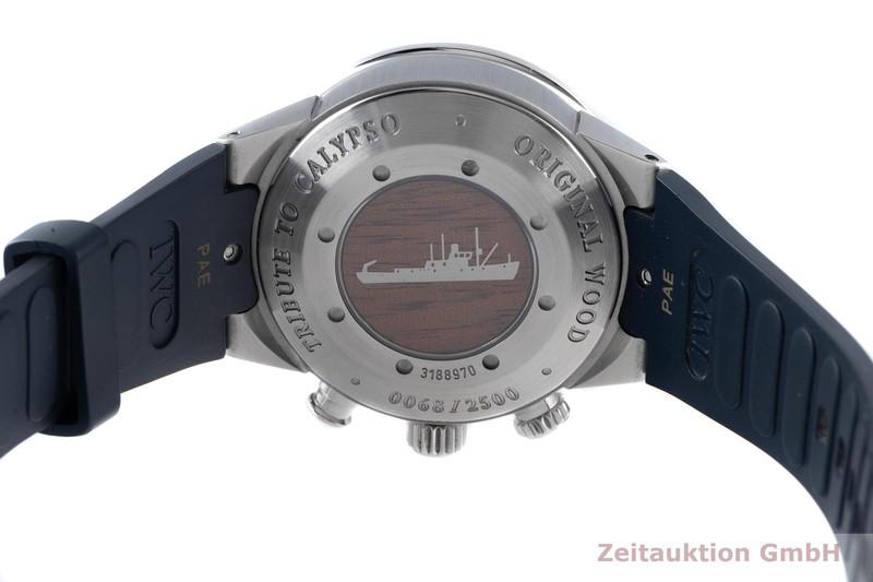 gebrauchte Luxusuhr IWC Aquatimer Chronograph Stahl Automatik Kal. C.79320 Ref. IW378201 LIMITED EDITION | 2103427 _1