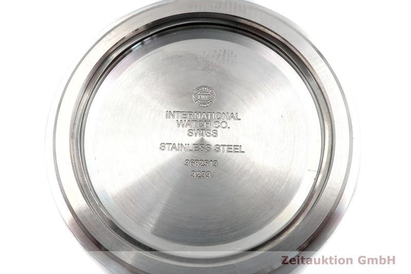 gebrauchte Luxusuhr IWC Ingenieur Stahl Automatik Kal. C.80111 Ref. 3233, IW323310 LIMITED EDITION   2103428 _1