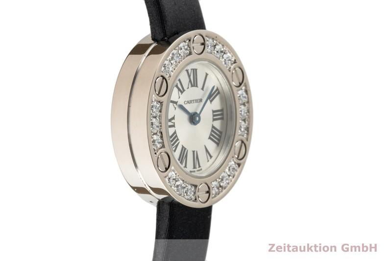 gebrauchte Luxusuhr Cartier Love 18k Weissgold Quarz Kal. 157 Ref. 2974  | 2103443 _0