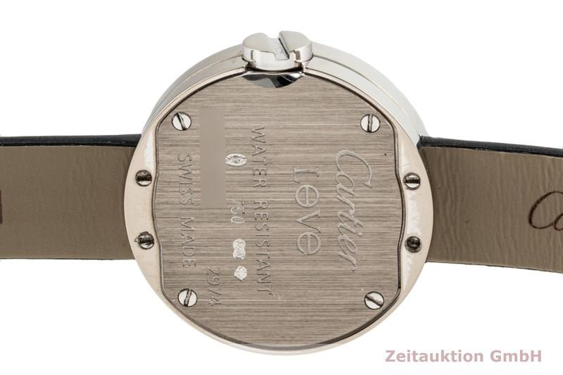 gebrauchte Luxusuhr Cartier Love 18k Weissgold Quarz Kal. 157 Ref. 2974  | 2103443 _1