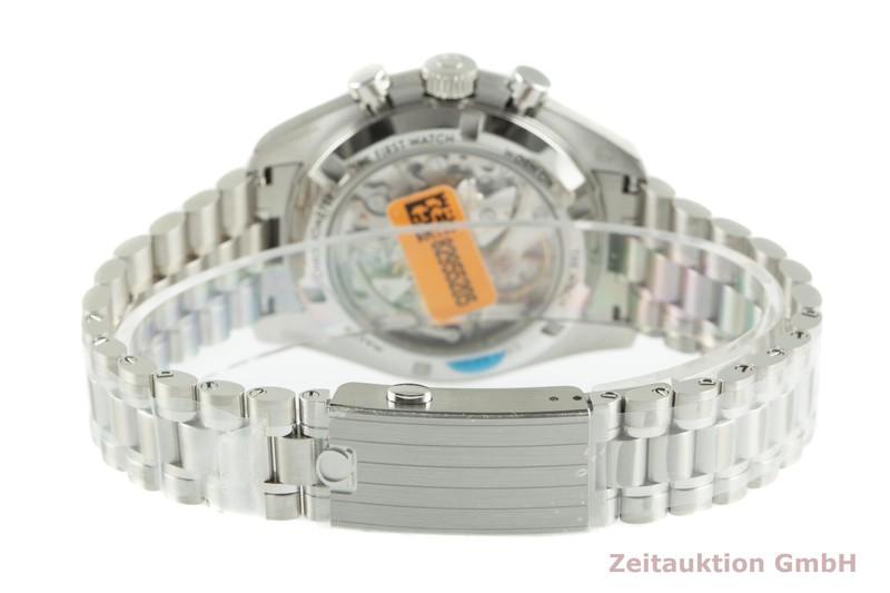 gebrauchte Luxusuhr Omega Speedmaster Chronograph Stahl Handaufzug Kal. 3861 Ref. 310.30.42.50.01.002    2103469 _1