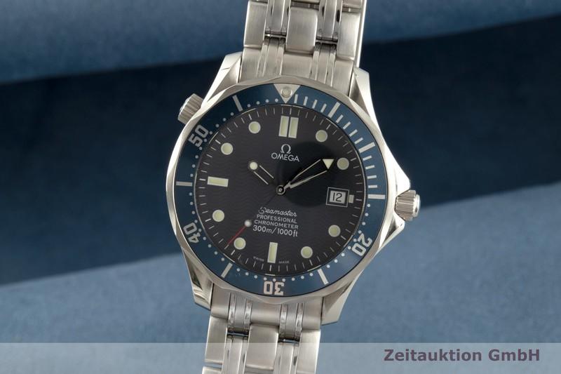 gebrauchte Luxusuhr Omega Seamaster Stahl Automatik Kal. 1120 Ref. 2531.80.00    2103473 _0