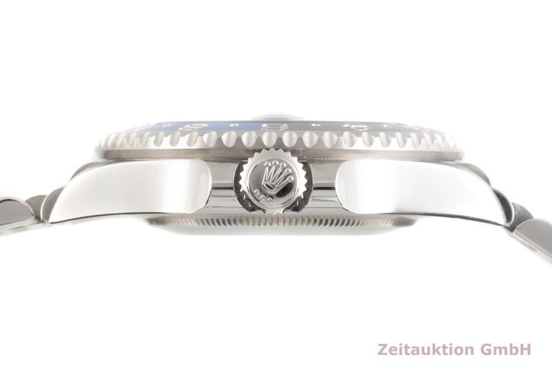 gebrauchte Luxusuhr Rolex GMT Master II Stahl Automatik Kal. 3285 Ref. 126710BLNR  | 2103474 _1