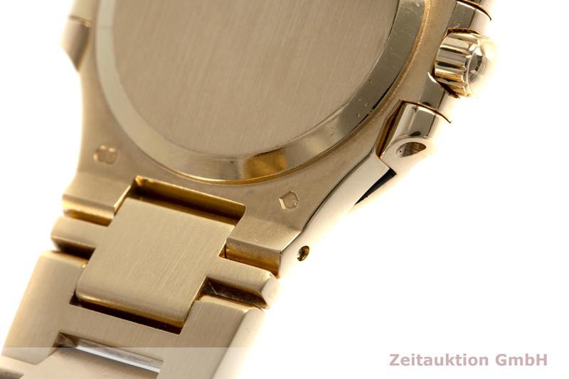 gebrauchte Luxusuhr Patek Philippe Nautilus 18k Gold Quarz Kal. E19C Ref. 4700/51  | 2103483 _1