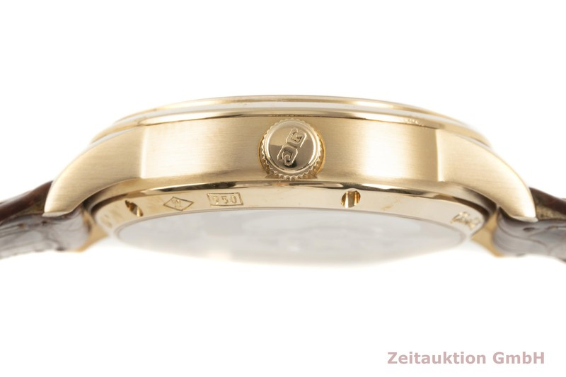 gebrauchte Luxusuhr Glashütte PanoMaticDate 18k Gold Automatik Kal. GUB 90 Ref. 90-01-01-01-04  | 2103504 _1