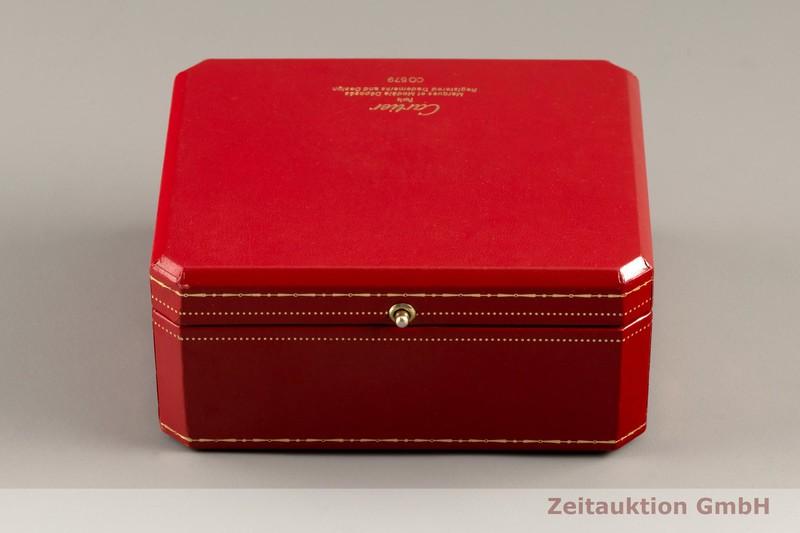 gebrauchte Luxusuhr Cartier Baignoire 18k Gold Quarz Ref. 19521  | 2103521 _0