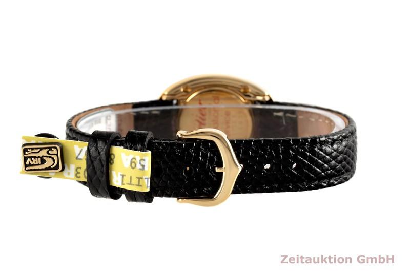 gebrauchte Luxusuhr Cartier Baignoire 18k Gold Quarz Ref. 19521  | 2103521 _1