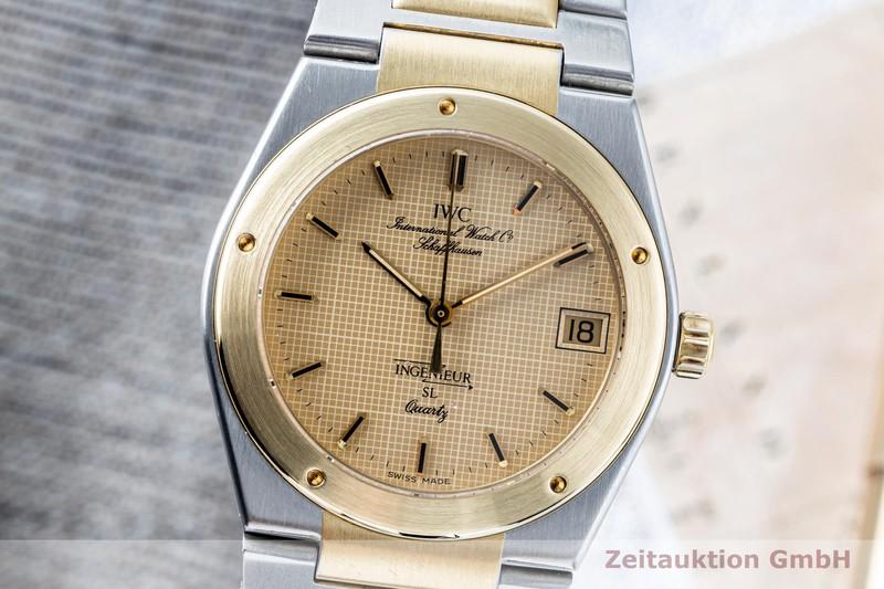 gebrauchte Luxusuhr IWC Ingenieur Stahl / Gold Quarz Kal. C.2250 Ref. 3305  | 2103523 _0