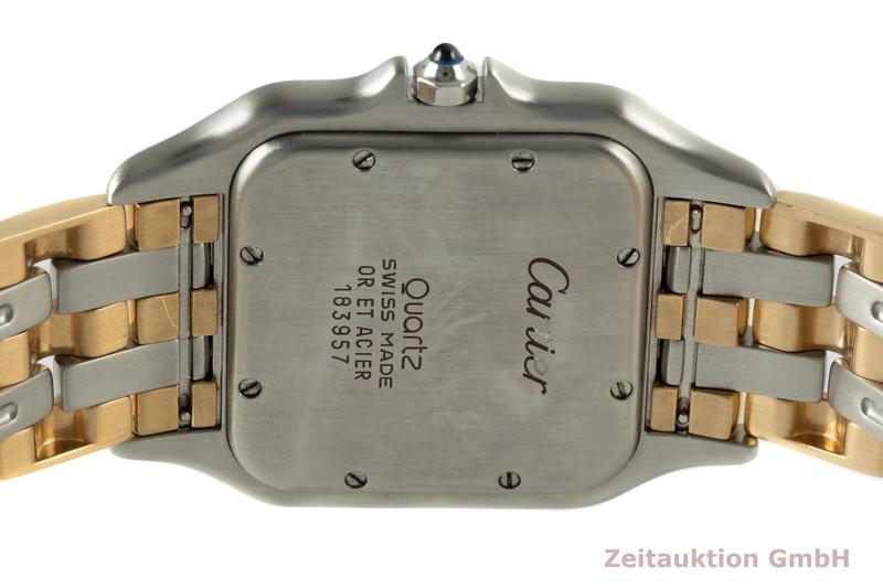 gebrauchte Luxusuhr Cartier Panthere Stahl / Gold Quarz Kal. 83 Ref. 183957  | 2103524 _1