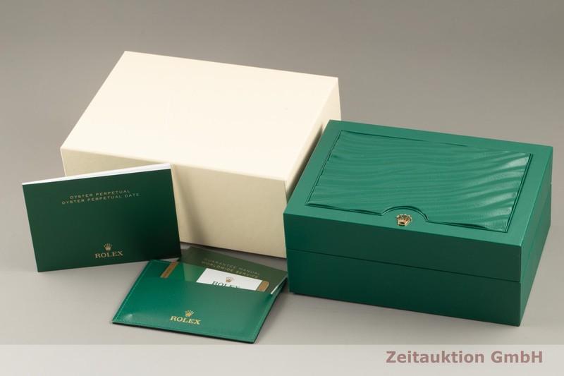 gebrauchte Luxusuhr Rolex Date Stahl / Weissgold Automatik Kal. 3135 Ref. 115234  | 2103542 _0