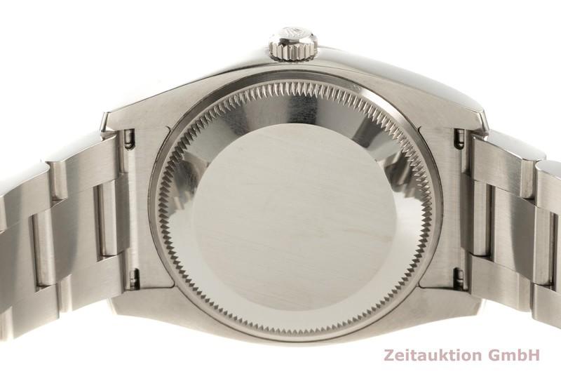 gebrauchte Luxusuhr Rolex Date Stahl / Weissgold Automatik Kal. 3135 Ref. 115234  | 2103542 _1