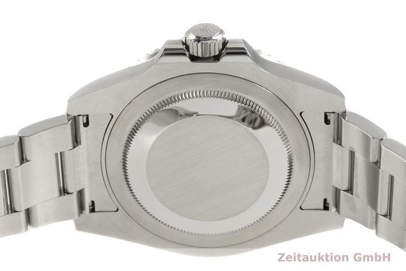 gebrauchte Luxusuhr Rolex GMT Master II Stahl Automatik Kal. 3186 Ref. 116710BLNR  | 2103547 _1