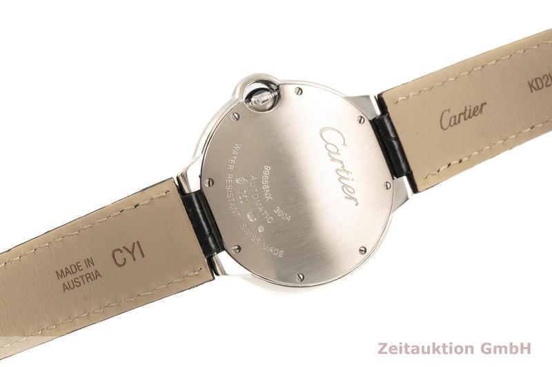 gebrauchte Luxusuhr Cartier Ballon Bleu de Cartier 18k Weissgold Automatik Kal. 076 Ref. 3004    2103552 _1