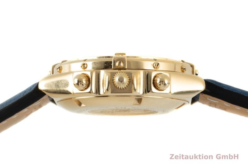 gebrauchte Luxusuhr Breitling Crosswind Chronograph 18k Gold Automatik Kal. B13 Ref. K13055    2103556 _1