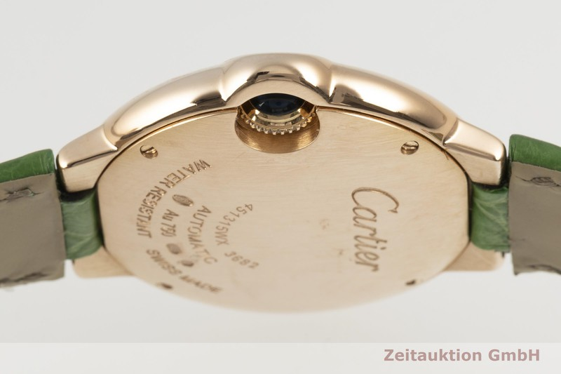 gebrauchte Luxusuhr Cartier Ballon Bleu de Cartier 18k Rotgold Automatik Kal. 017 Ref. WE902063, 3682    2103557 _1