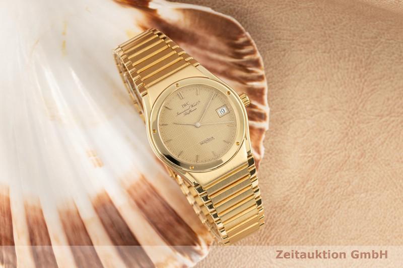gebrauchte Luxusuhr IWC Ingenieur 18k Gold Quarz Kal. 23100 Ref. 9727  | 2103560 _0
