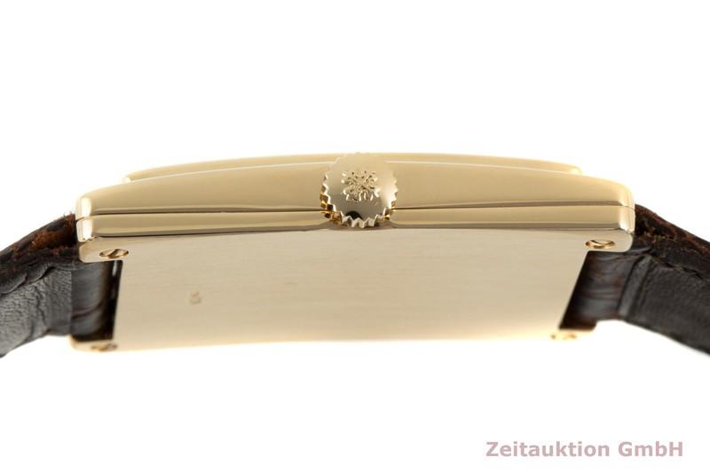 gebrauchte Luxusuhr Patek Philippe Gondolo 18k Gold Handaufzug Kal. 215 Ref. 5009  | 2103562 _1