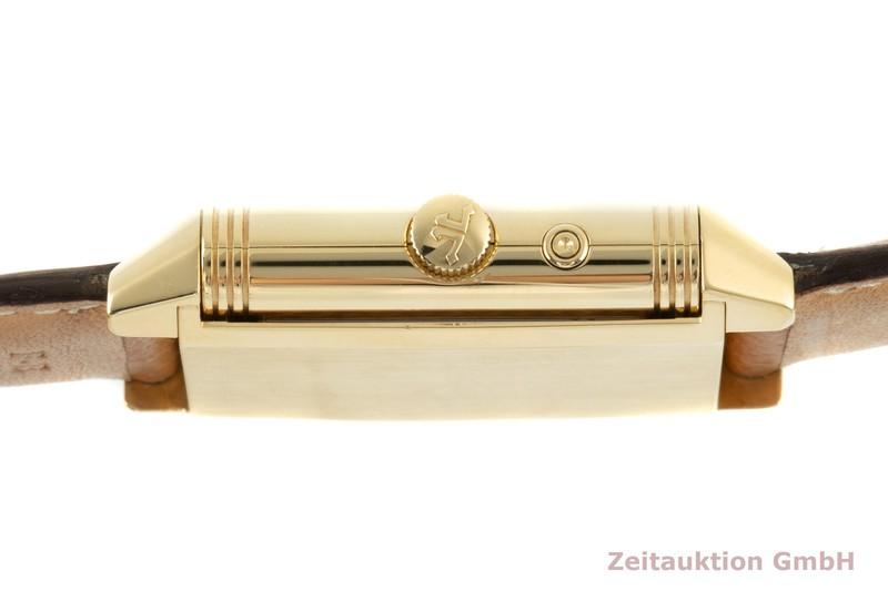 gebrauchte Luxusuhr Jaeger LeCoultre Reverso 18k Gold Handaufzug Ref. 270.1.54    2103563 _1