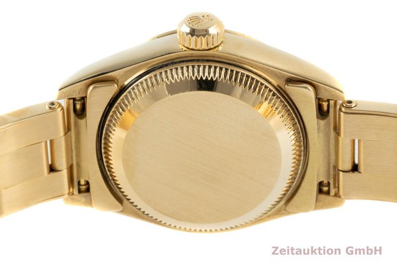 gebrauchte Luxusuhr Rolex Lady Datejust 18k Gold Automatik Kal. 2235 Ref. 79168  | 2103571 _1