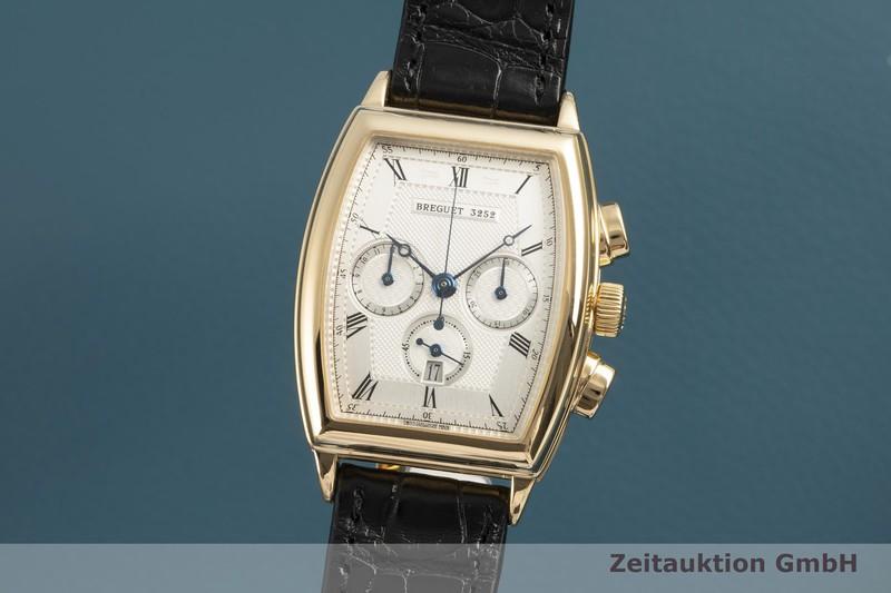 gebrauchte Luxusuhr Breguet Heritage  Chronograph 18k Gold Automatik Kal. 550 Ref. 5460  | 2103614 _0