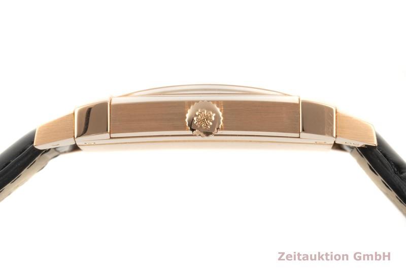 gebrauchte Luxusuhr Patek Philippe Gondolo 18k Rotgold Handaufzug Kal. 215 Ref. 5111R-001  | 2103621 _1