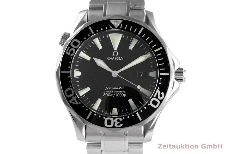 gebrauchte Luxusuhr Omega Seamaster Stahl Quarz Kal. 1538 Ref. 196.1640  | 2103625 _0