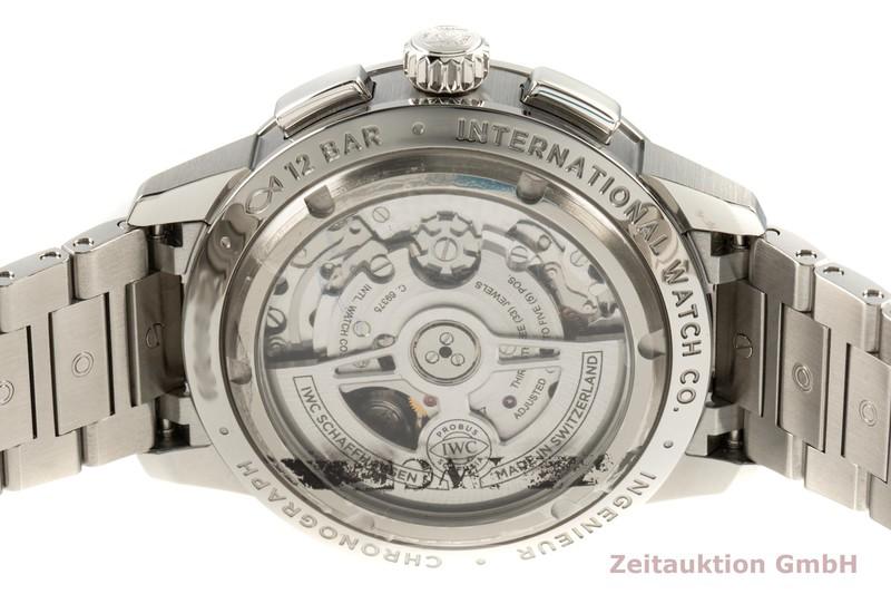gebrauchte Luxusuhr IWC Ingenieur Chronograph Stahl Automatik Kal. 69375 Ref. IW380801  | 2103630 _1