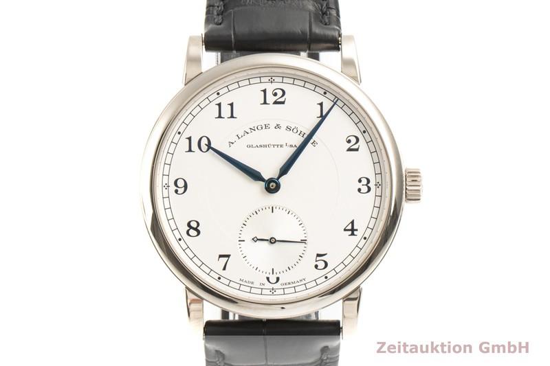 gebrauchte Luxusuhr A. Lange & Söhne 1815 18k Weissgold Handaufzug Kal. L.051.1 Ref. 235.026.1815    2103649 _0
