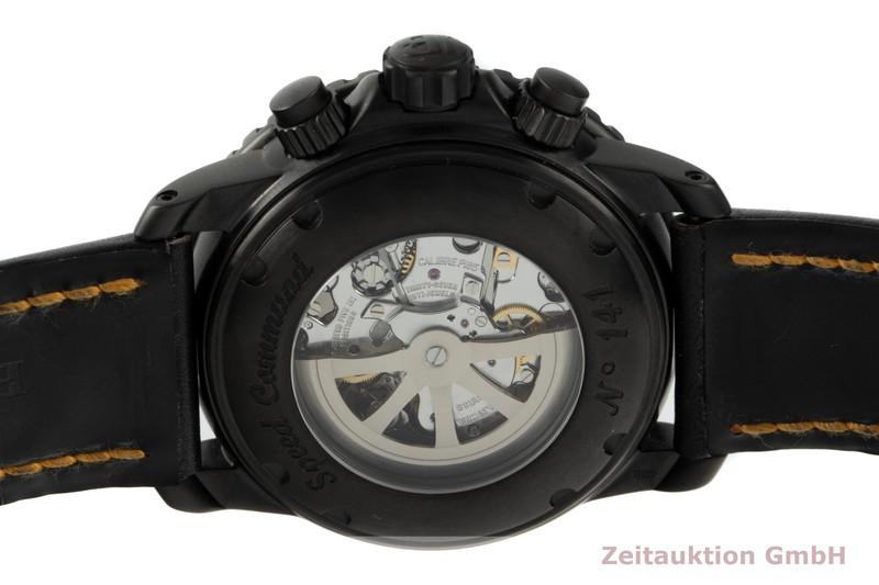 gebrauchte Luxusuhr Blancpain Fifty Fathoms Chronograph Stahl Automatik Kal. F185 Ref. 5785F-1103-63A    2103669 _1