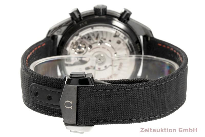 gebrauchte Luxusuhr Omega Speedmaster Moonwatch Chronograph Keramik Automatik Kal. 9300 Ref. 311.92.44.51.01.005    2103680 _1