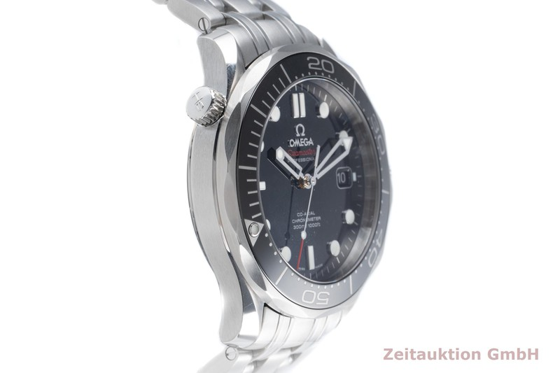gebrauchte Luxusuhr Omega Seamaster Stahl Automatik Kal. 2500 Ref. 212.30.41.20.01.003, 168.1670  | 2103683 _0
