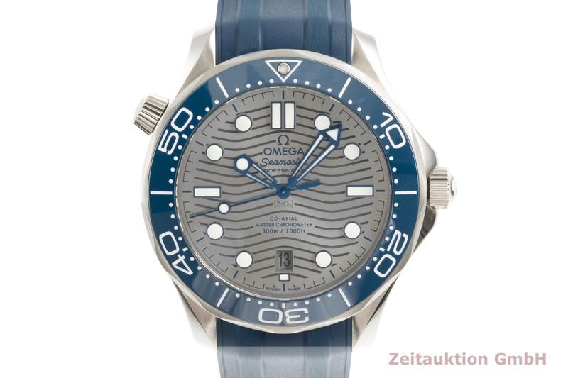 gebrauchte Luxusuhr Omega Seamaster Stahl Automatik Kal. 8800 Ref. 210.32.42.20.06.001    2103685 _0