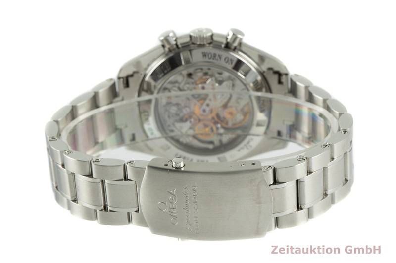 gebrauchte Luxusuhr Omega Speedmaster Moonwatch Chronograph Stahl Handaufzug Kal. 1863 Ref. 311.32.42.30.13.001    2103692 _1