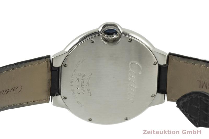 gebrauchte Luxusuhr Cartier Ballon Bleu de Cartier 18k Weissgold Automatik Kal. 049 Ref. W6901351, 3000    2103701 _1