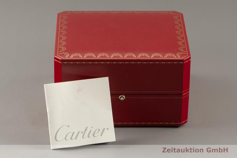 gebrauchte Luxusuhr Cartier Santos 100 Chronograph 18k Rotgold Automatik Kal. 8630 Ref. 2935, W20131Y1  | 2103703 _0