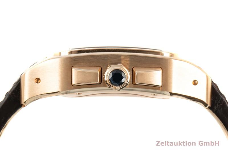 gebrauchte Luxusuhr Cartier Santos 100 Chronograph 18k Rotgold Automatik Kal. 8630 Ref. 2935, W20131Y1  | 2103703 _1