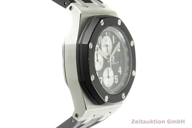 gebrauchte Luxusuhr Audemars Piguet Royal Oak Chronograph Stahl Automatik Kal. 2326 Ref. 25940SK.00.D002CA.01.A    2103749 _0