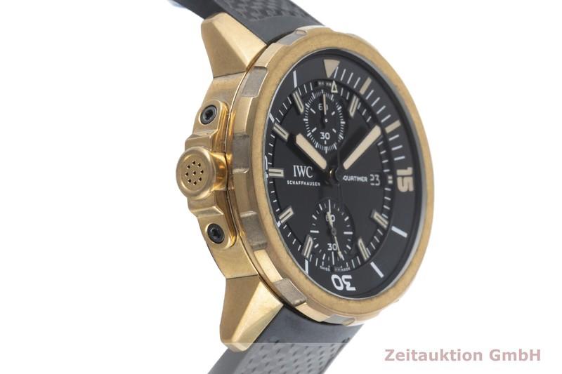 gebrauchte Luxusuhr IWC Aquatimer Chronograph Bronze Automatik Kal. C.89365 Ref. IW379503    2103758 _0