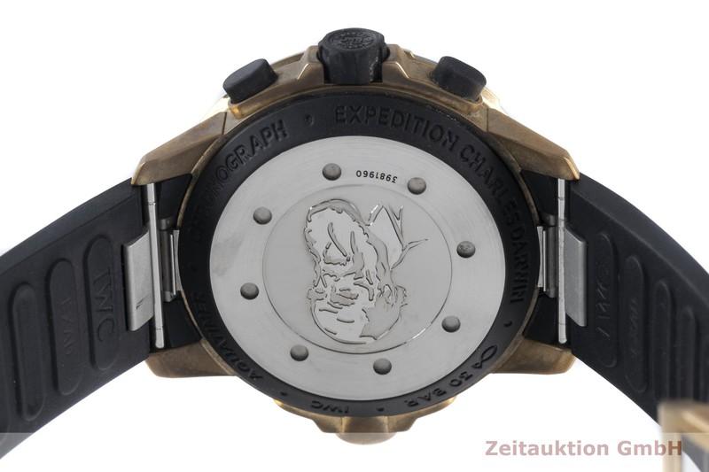 gebrauchte Luxusuhr IWC Aquatimer Chronograph Bronze Automatik Kal. C.89365 Ref. IW379503    2103758 _1