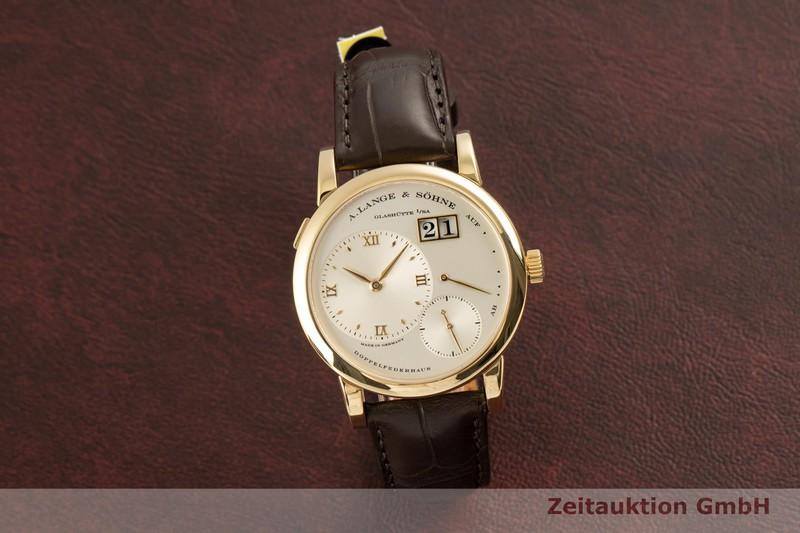 gebrauchte Luxusuhr A. Lange & Söhne Lange 1 18k Gold Handaufzug Kal. L.901.0 Ref. 101.021  | 2103766 _0