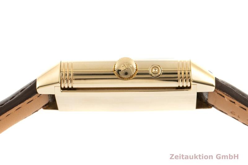 gebrauchte Luxusuhr Jaeger LeCoultre Reverso 18k Gold Handaufzug Ref. 270.1.54  | 2103782 _1