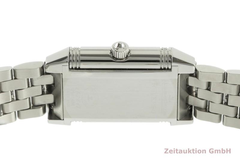 gebrauchte Luxusuhr Jaeger LeCoultre Reverso Stahl Quarz Kal. 657 Ref. 265.8.47  | 2103783 _1