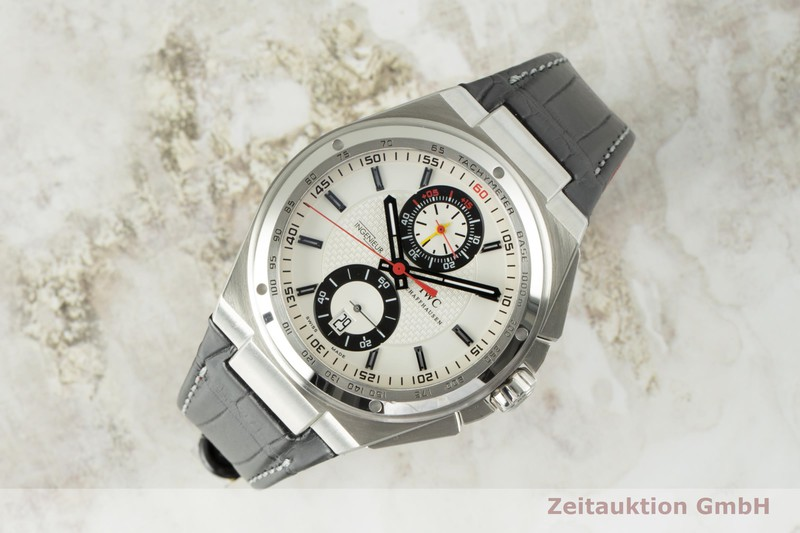gebrauchte Luxusuhr IWC Ingenieur Chronograph Stahl Automatik Kal. C.89360 Ref. 3784 LIMITED EDITION | 2103788 _0