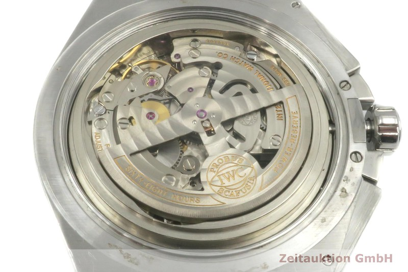 gebrauchte Luxusuhr IWC Ingenieur Chronograph Stahl Automatik Kal. C.89360 Ref. 3784 LIMITED EDITION | 2103788 _1