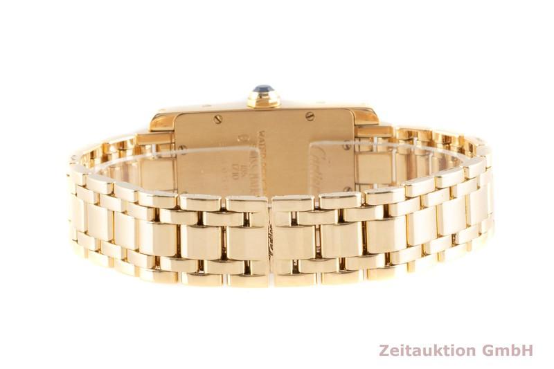 gebrauchte Luxusuhr Cartier Tank Américaine 18k Gold Quarz Kal. 157.06 Ref. 1710  | 2103791 _1