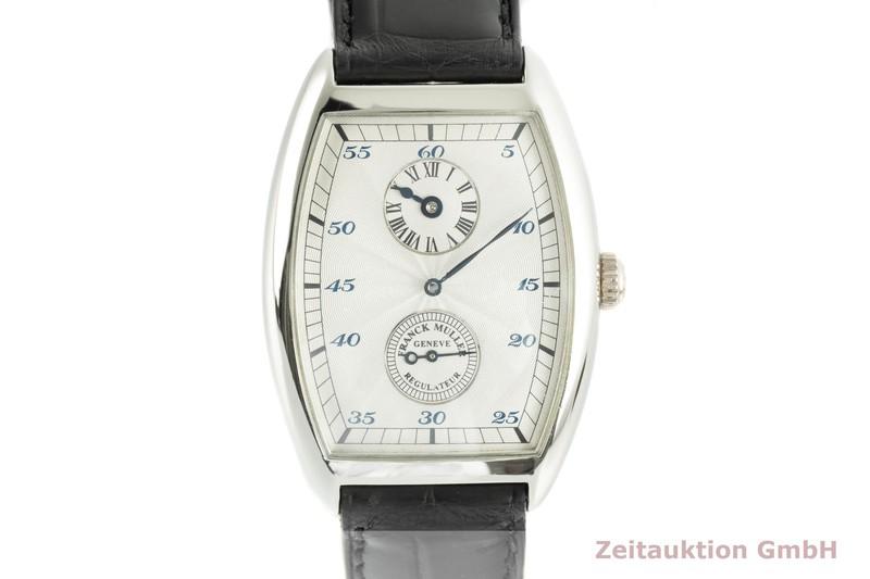 gebrauchte Luxusuhr Franck Muller Regulateur Platin Handaufzug Kal. 7500 Ref. 2852SR  | 2103813 _0