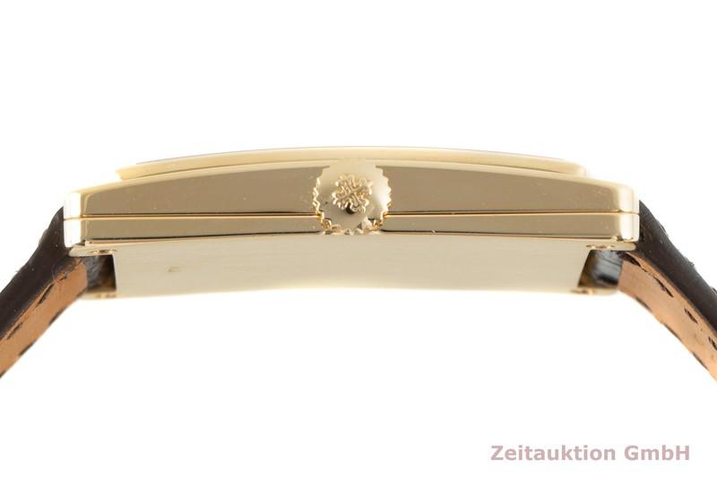 gebrauchte Luxusuhr Patek Philippe Gondolo 18k Gold Handaufzug Kal. 215 Ref. 5009  | 2103814 _1