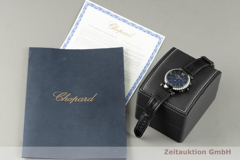 gebrauchte Luxusuhr Chopard Imperiale Chronograph Stahl Automatik Ref. 388549-3008    2103815 _0