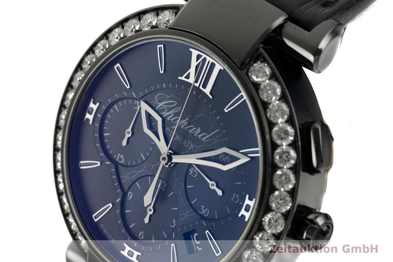 gebrauchte Luxusuhr Chopard Imperiale Chronograph Stahl Automatik Ref. 388549-3008    2103815 _1